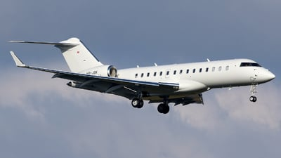 HB-JSK - Bombardier BD-700-1A10 Global 6000 - ExecuJet Europe