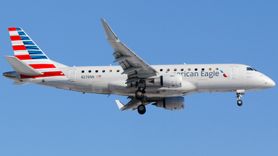 A picture of N278NN - Embraer E175LR - American Airlines - © Alec Mollenhauer