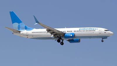 A picture of VPBQE - Boeing 7378MC - Pobeda - © Bora Polater