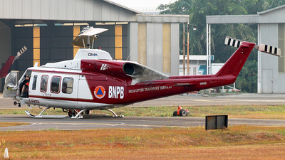 A picture of CFHTS - Bell 214ST - [28175] - © Fauzan Rasyadi