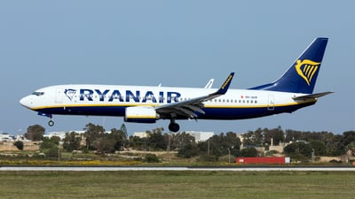 9H-QDM - Boeing 737-8AS - Ryanair (Malta Air)