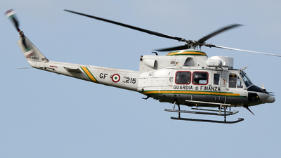 MM81503 - Agusta-Bell AB-412 Griffon - Italy - Guardia di Finanza
