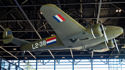 L2-38 - Lockheed 12A Electra - Netherlands - Royal Air Force