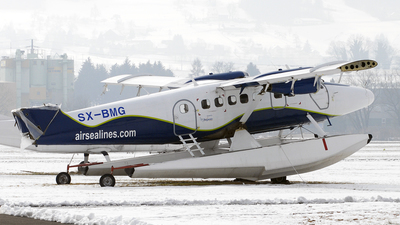 SX-BMG - De Havilland Canada DHC-6-300 Twin Otter - Air Sea Lines