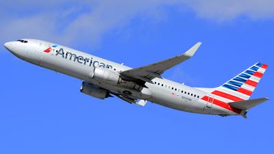 N895NN - Boeing 737-823 - American Airlines