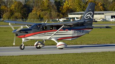 N669LG - Quest Aircraft Kodiak 100 - Private