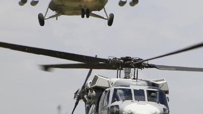 1076 - Sikorsky UH-60M Blackhawk - Mexico - Air Force