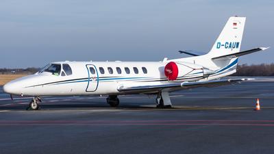 D-CAUW - Cessna 560 Citation Encore - Stuttgarter Flugdienst (SFD)