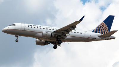 N862RW - Embraer 170-100SE - United Express (Republic Airlines)
