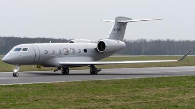 M-DMUC - Gulfstream G500 - Private