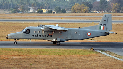 HM-679 - Hindustan Aeronautics 228-201 - India - Air Force