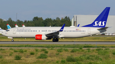 A picture of LNRRF - Boeing 73785P - SAS - © OSL Planespotting