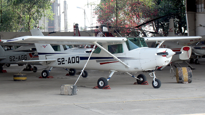 S2-ADQ - Cessna 152 II - Bangladesh Flying Club