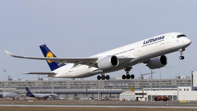 D-AIXE - Airbus A350-941 - Lufthansa