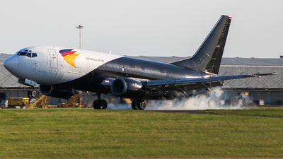 G-JMCT - Boeing 737-3Y0(SF) - West Atlantic Airlines