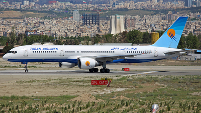 EY-752 - Boeing 757-2Q8 - Taban Air