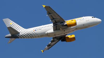 EC-MKV - Airbus A319-112 - Vueling