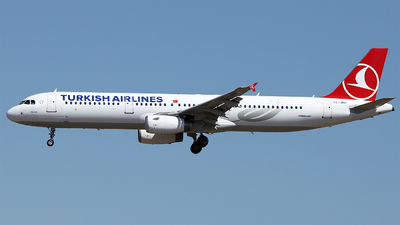 A picture of TCJRH - Airbus A321231 - Turkish Airlines - © Firat Cimenli