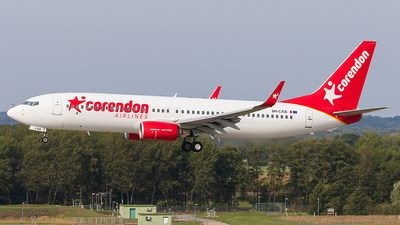 A picture of 9HCXB - Boeing 73785R - Corendon Airlines - © SF 340