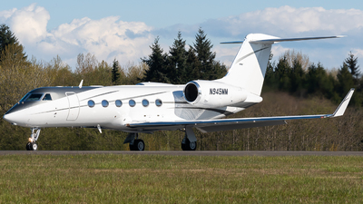 N945MM - Gulfstream G450 - Private