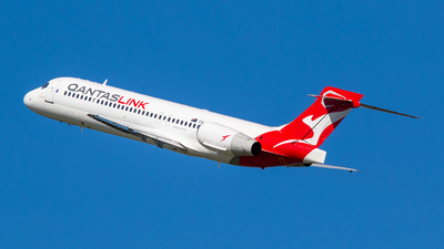 VH-NXI - Boeing 717-2K9 - QantasLink (National Jet Systems)