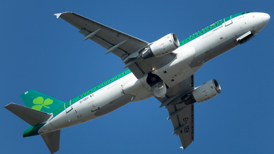 A picture of EIDEH - Airbus A320214 - Aer Lingus - © Jacob Jones