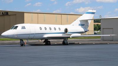 N68BP - Dassault Falcon 20 - Private