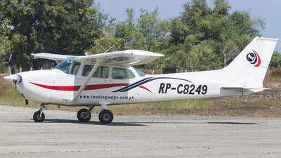 RP-C8249 - Cessna 172M Skyhawk - Leading Edge International Aviation Academy