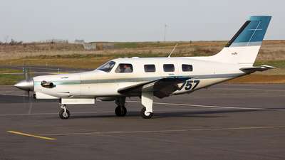 N5757 - Piper PA-46-350P Malibu Mirage/Jetprop DLX - Private