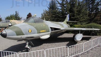 744 - Hawker Hunter FGA.9 - Chile - Air Force