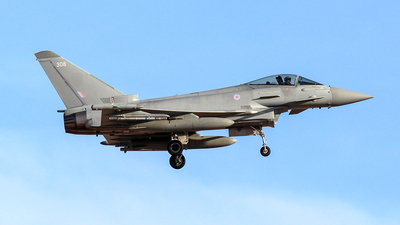 ZK308 - Eurofighter Typhoon FGR.4 - United Kingdom - Royal Air Force (RAF)
