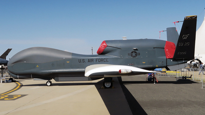 08-2035 - Northrop Grumman RQ-4B Global Hawk - United States - US Air Force (USAF)