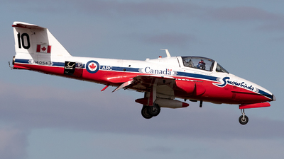 114054 - Canadair CT-114 Tutor - Canada - Royal Canadian Air Force (RCAF)