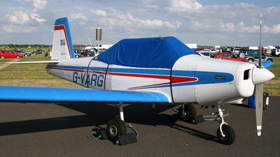 G-VARG - Varga 2150A Kachina - Private