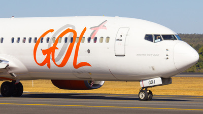PR-GXJ - Boeing 737-8EH - GOL Linhas Aéreas