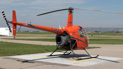 C-FGOK - Robinson R22 Beta - Mountain View Helicopters