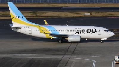 JA15AN - Boeing 737-781 - Air Do (Hokkaido International Airlines)