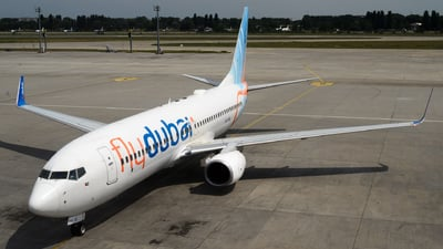 A6-FEL - Boeing 737-8KN - flydubai