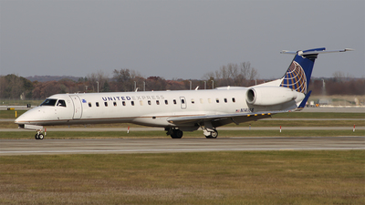 N14168 - Embraer ERJ-145XR - United Express (Commutair)