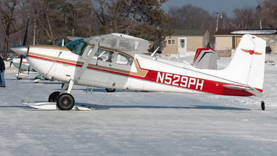 A picture of N529PH - Cessna 180 - [31324] - © Jeremy D. Dando