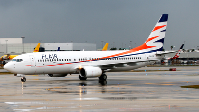 OK-TSS - Boeing 737-8Q8 - Flair Airlines (SmartWings)