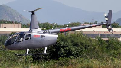 PS-UPS - Robinson R66 Turbine - UltraPilot Escola de Pilotagem