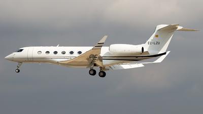 EC-LZU - Gulfstream G650 - TAG Aviation
