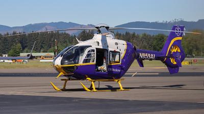 N953AL - Eurocopter EC 135T2i - Airlift Northwest