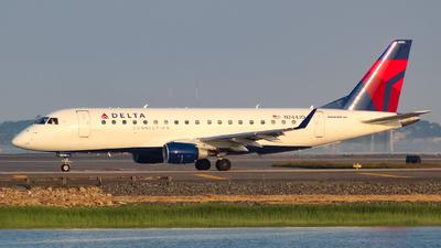 A picture of N244JQ - Embraer E175LR - Delta Air Lines - © Sam DeBartolo