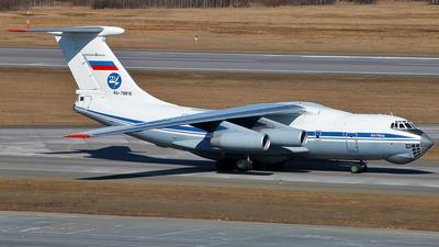 RA-78816 - Ilyushin IL-76MD - Russia - Air Force