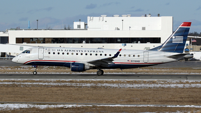 N118HQ - Embraer 170-200LR - US Airways Express (Republic Airlines)