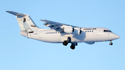 C-FERJ - British Aerospace Avro RJ85 - First Air (Summit Air)
