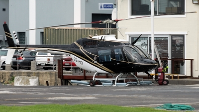 ZS-HCI - Bell 206B-3 JetRanger III - Private