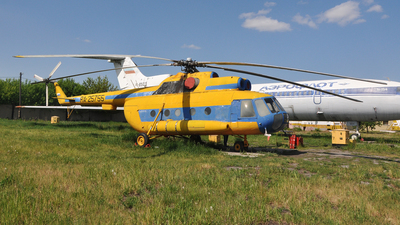 RA-25755 - Mil Mi-8AMT Hip - Omsk Flight Technical College of Civil Aviation of A.V. Lyapidevsky
